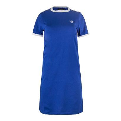 Women`s Taped Ringer Tennis Dress Regal