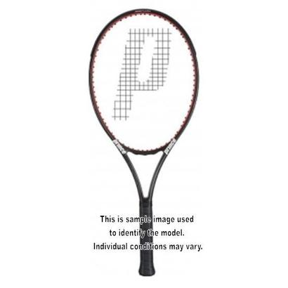 PRINCE TEXTREME WARRIOR 107 T USED RACQUET 4_3/8