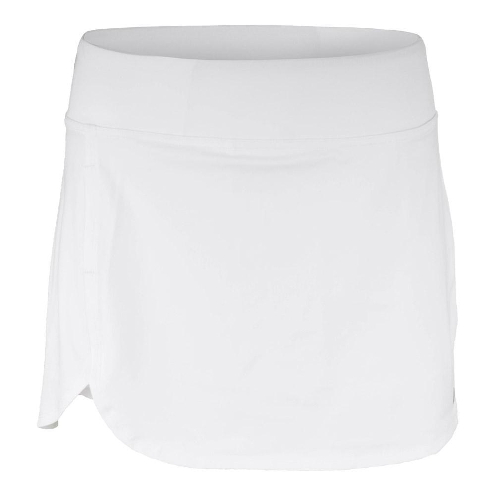 Women's Poise Tennis Skort White
