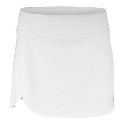 Women`s Poise Tennis Skort White
