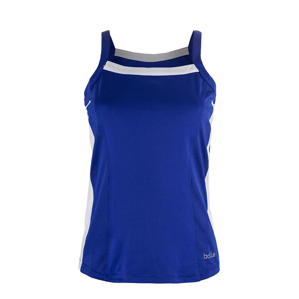 Women's Adrienne Tennis Tank Water