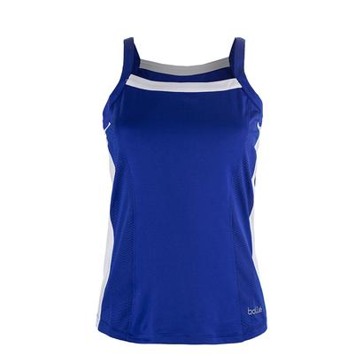 Women`s Adrienne Tennis Tank Water