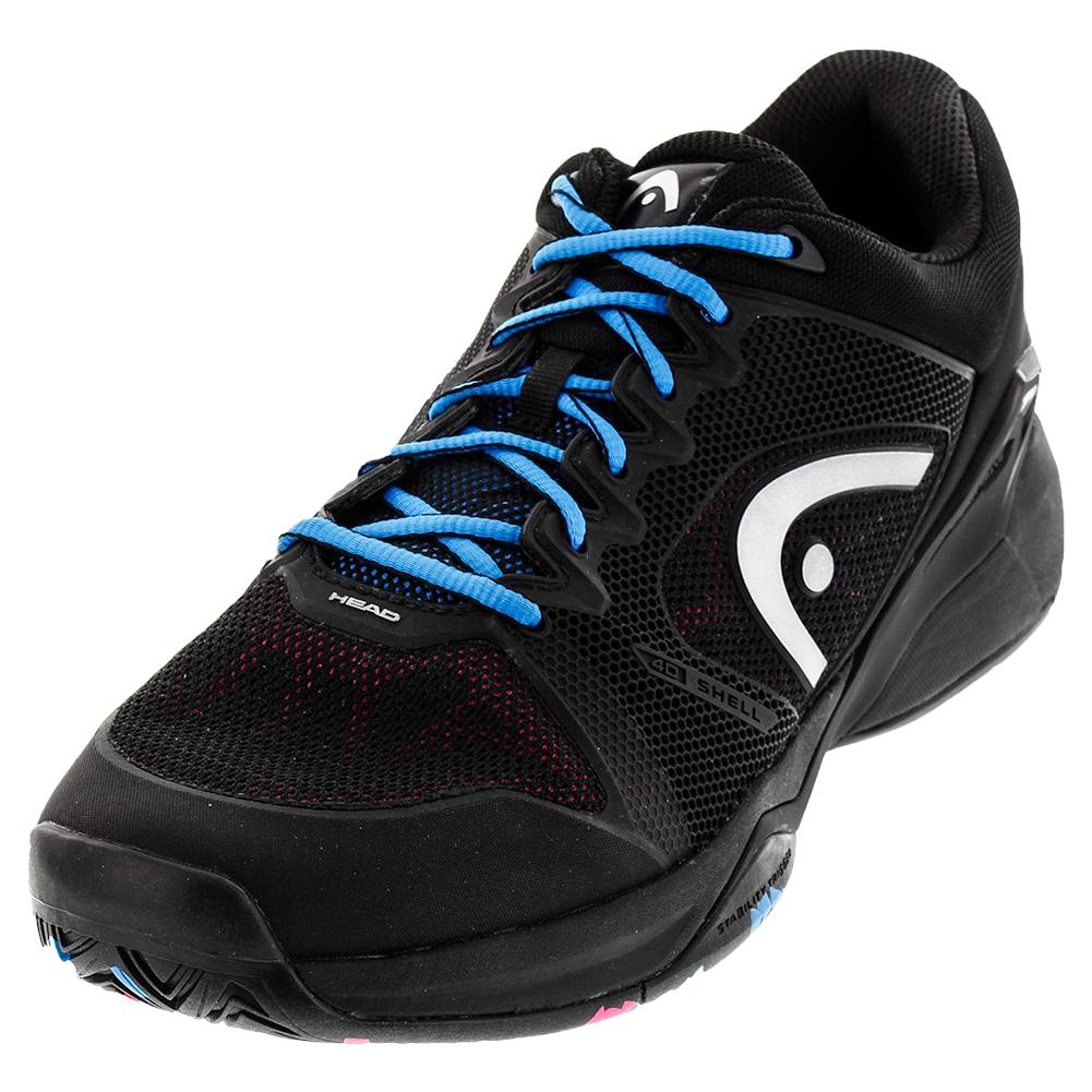 Men's Revolt Pro 2.0 Limited Tennis Shoes Black And Multi