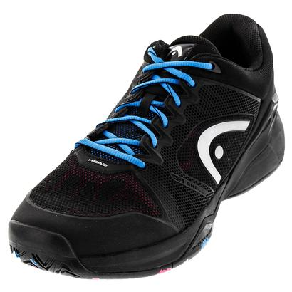 Men`s Revolt Pro 2.0 Limited Tennis Shoes Black and Multi