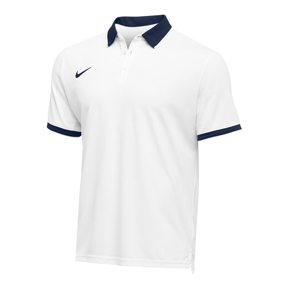 Men's Team Dry Tennis Polo Navy