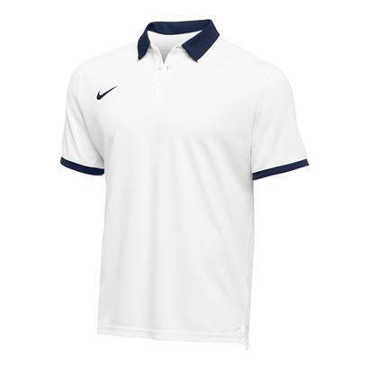 Men`s Team Dry Tennis Polo Navy