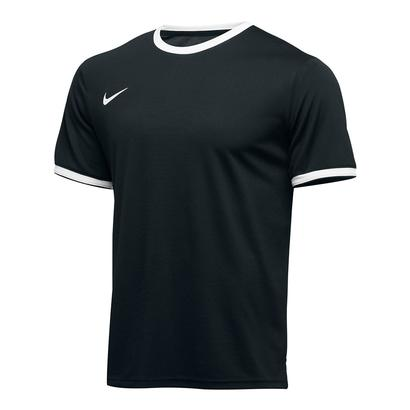 Men`s Team Dry Tennis Top Black
