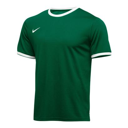 Men`s Team Dry Tennis Top Dark Green
