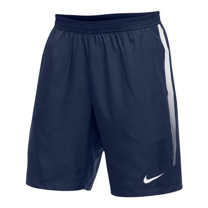 Men`s Team Dry 9 Inch Tennis Short Navy