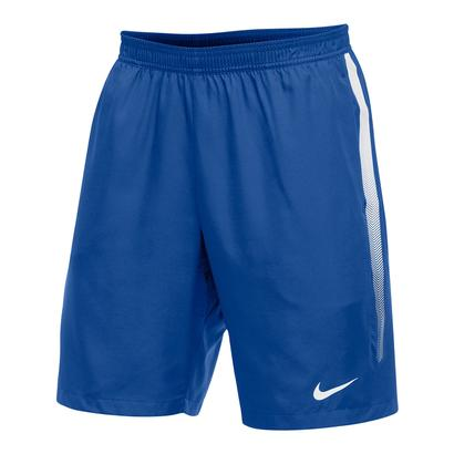 Men`s Team Dry 9 Inch Tennis Short Royal