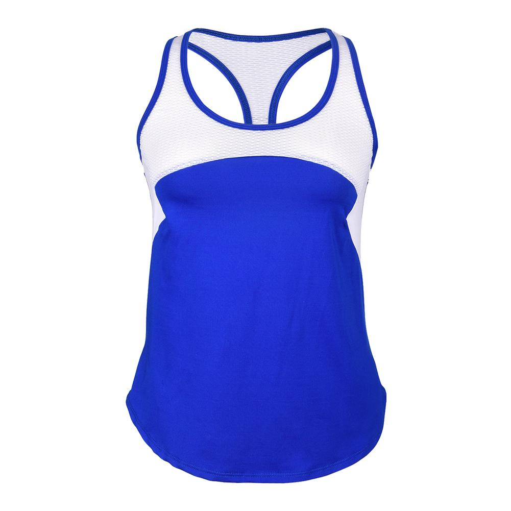 Women's Refreshing T- Back Tennis Racer Royal