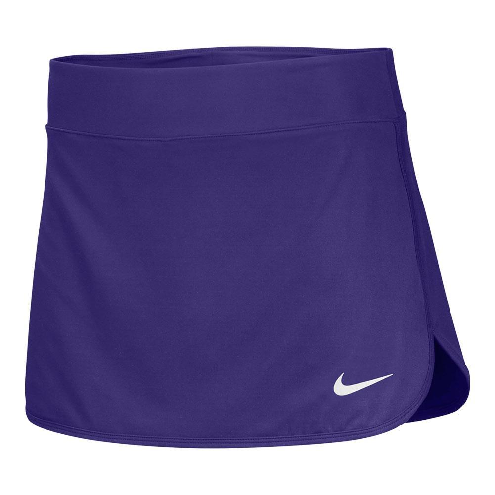 Women's Team Pure Tennis Skort Purple