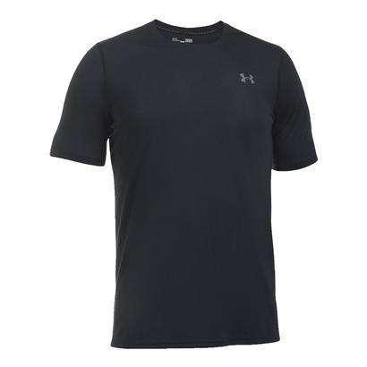 Men`s Threadborne Short Sleeve Top Black