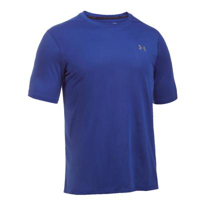 Men`s Threadborne Short Sleeve Top Royal