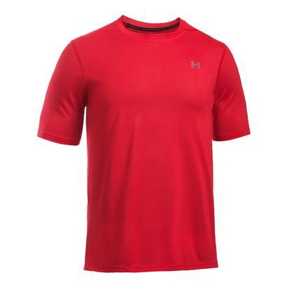 Men`s Threadborne Short Sleeve Top Red