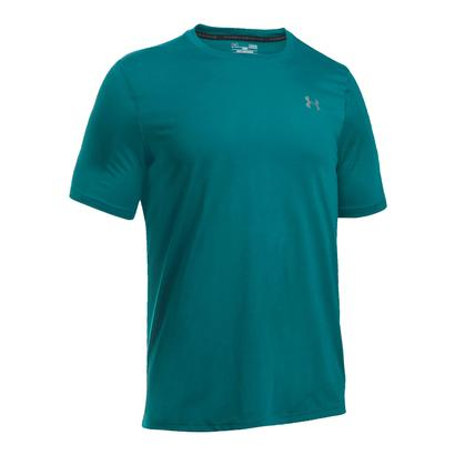 Men`s Threadborne Short Sleeve Top Turquoise Sky