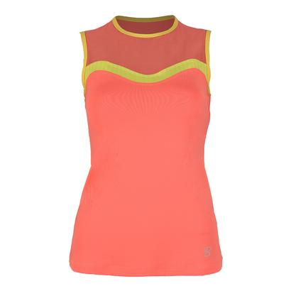 Women`s Classic Sleeveless Tennis Top Sorbet