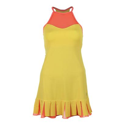 Women`s Tennis Cami Dress Checkmate Print