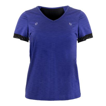 Women`s Intensity Short Sleeve Tennis Top Royal