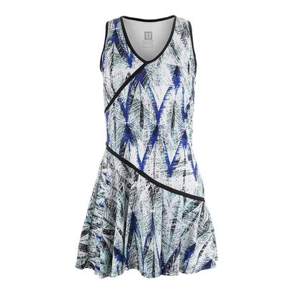 Women`s Clarity Tennis Dress Diamond Print