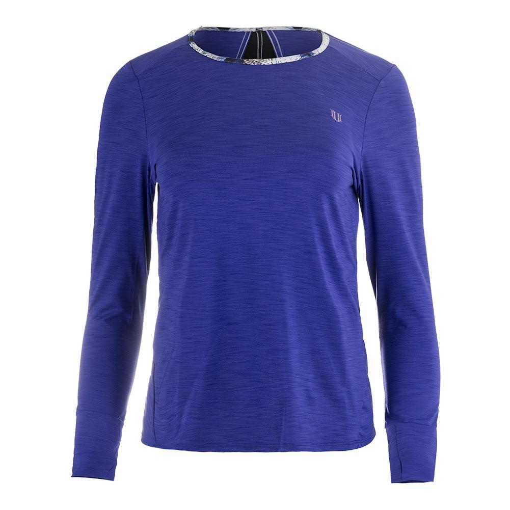 Women's Xtreme Long Sleeve Tennis Top Royal