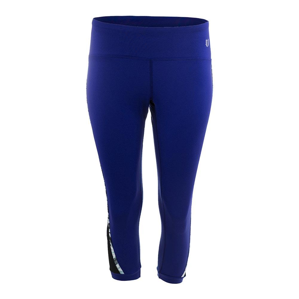 Women's Agility Tennis Capri Royal