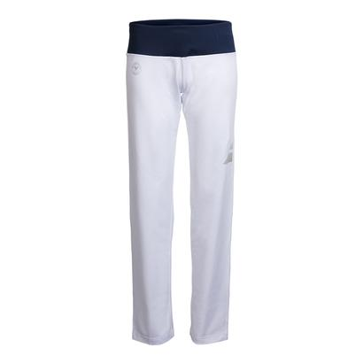 Women`s Wimbledon Perf Tennis Pant White