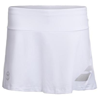 Women`s Wimbledon Perf Tennis Skort White