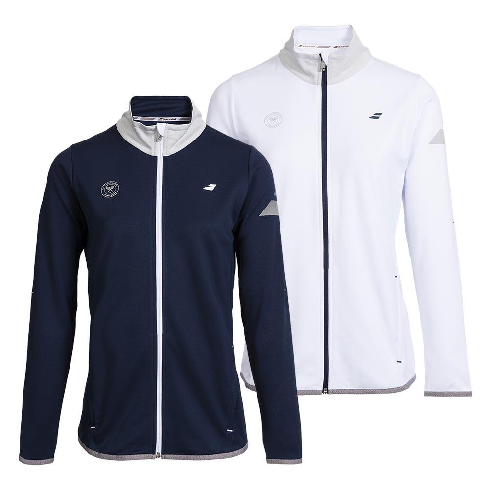 Women's Wimbledon Perf Tennis Jacket