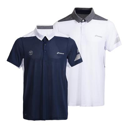 Men`s Wimbledon Perf Tennis Polo