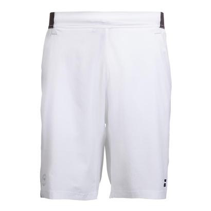 Boys` Wimbledon Perf Xlong Tennis Short White