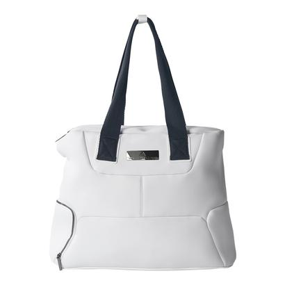 Women`s Stella McCartney Tennis Bag White and Legend Blue