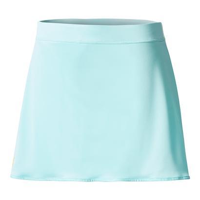Girls` Club Tennis Skirt Energy Aqua