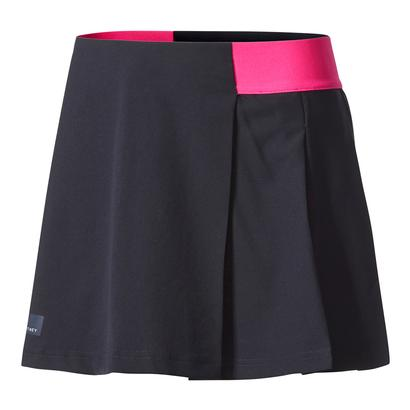 Girls` Stella McCartney Barricade Tennis Skirt Legend Blue and Shock Pink