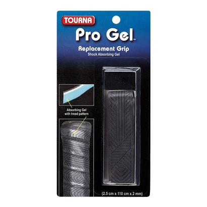 Pro Gel Replacement Tennis Grip Black