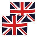 Flag Tennis Wristbands GREAT_BRITAIN