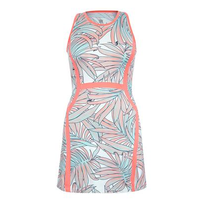 Women`s Jenna Tennis Dress Palms Tahiti