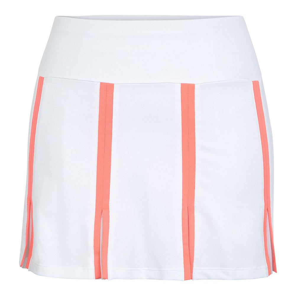 Women's Netty 14.5 Inch Tennis Skort White