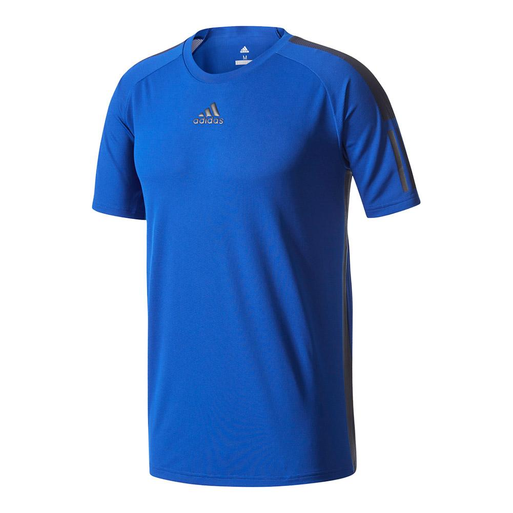 Men's Barricade Tennis Tee Mystery Ink And Black