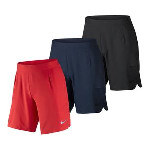 Men`s Roger Federer Court Flex Ace 9 Inch Tennis Short