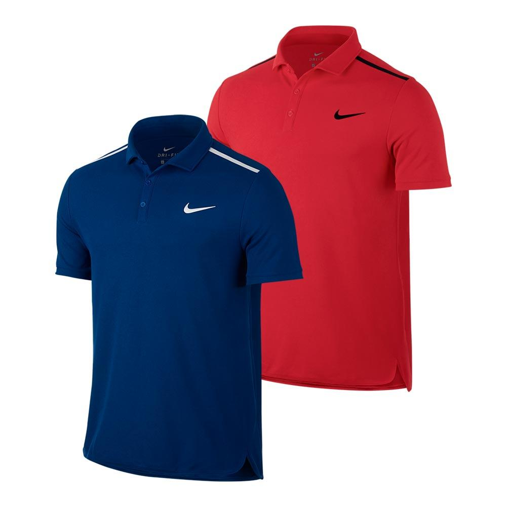 Men's Court Dry Advantage Classic Tennis Polo
