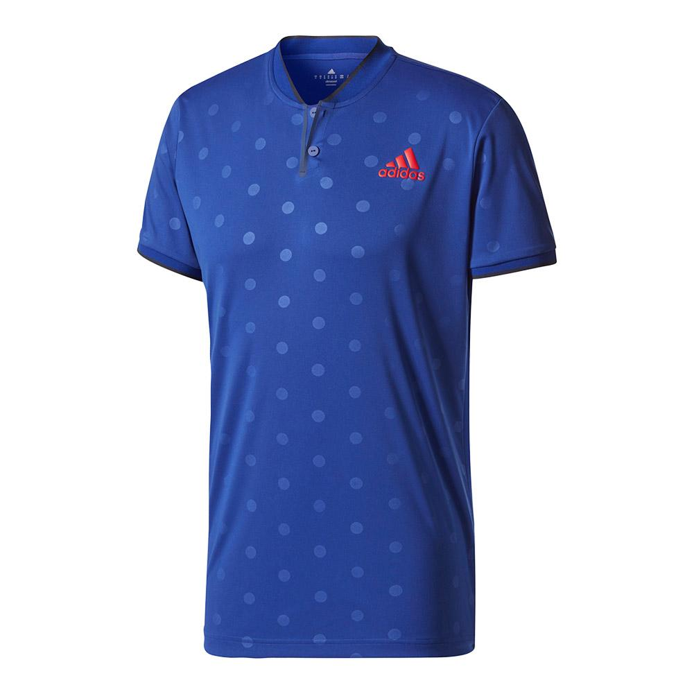 Men's Tennis Polo Mystery Ink