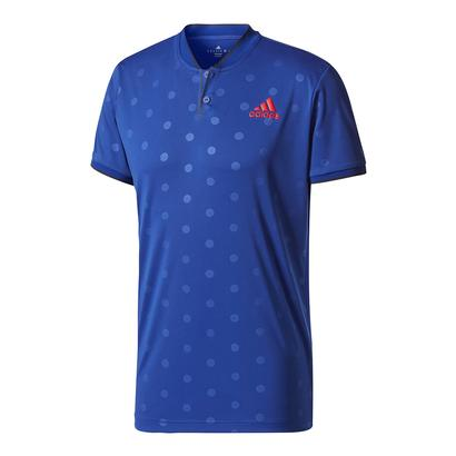 Men`s Tennis Polo Mystery Ink