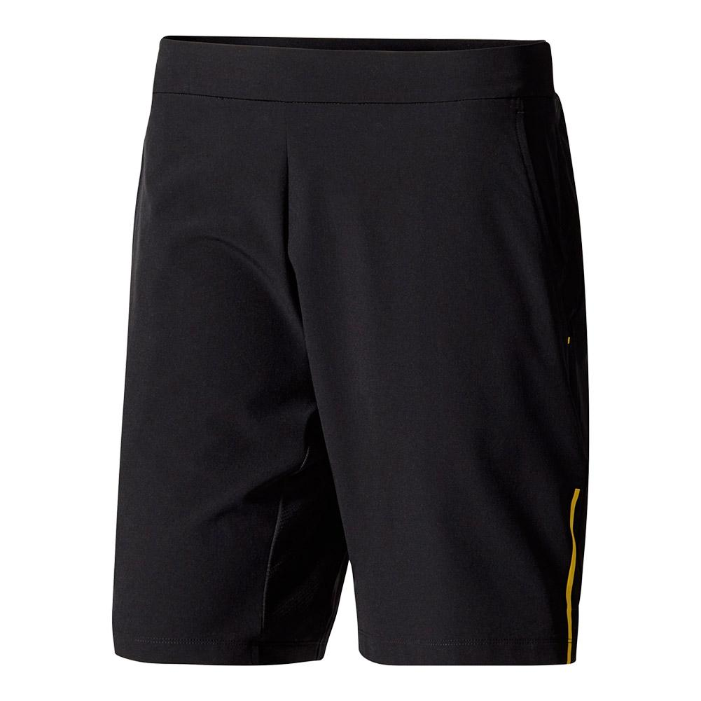 Men's Tennis Short Black