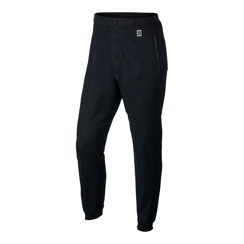 Men's Court Tennis Pant Black