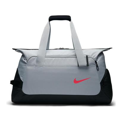 Tennis Court Tech 2.0 Duffel  Bag Wolf Gray and Black