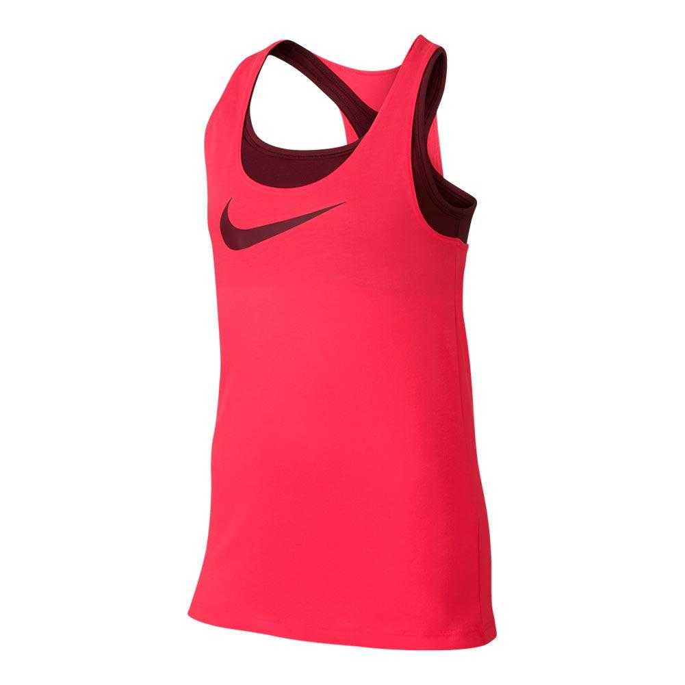 Girls ` Breathe 2in1 Cami Tank Light Fusion Red