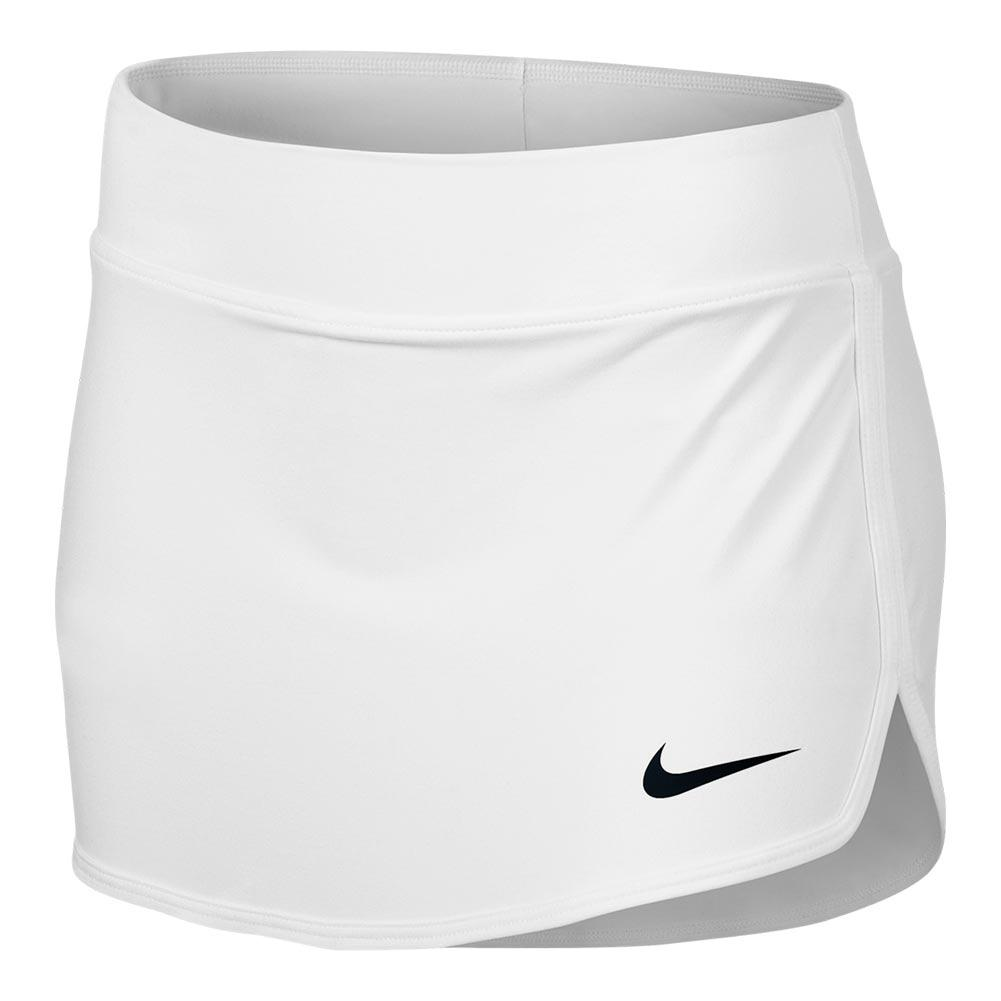 Girls ` Pure Tennis Skort White