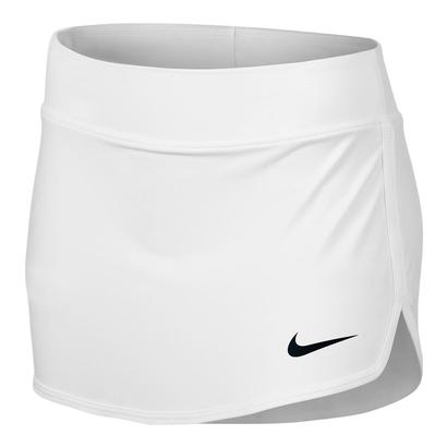 Girls` Pure Tennis Skort White