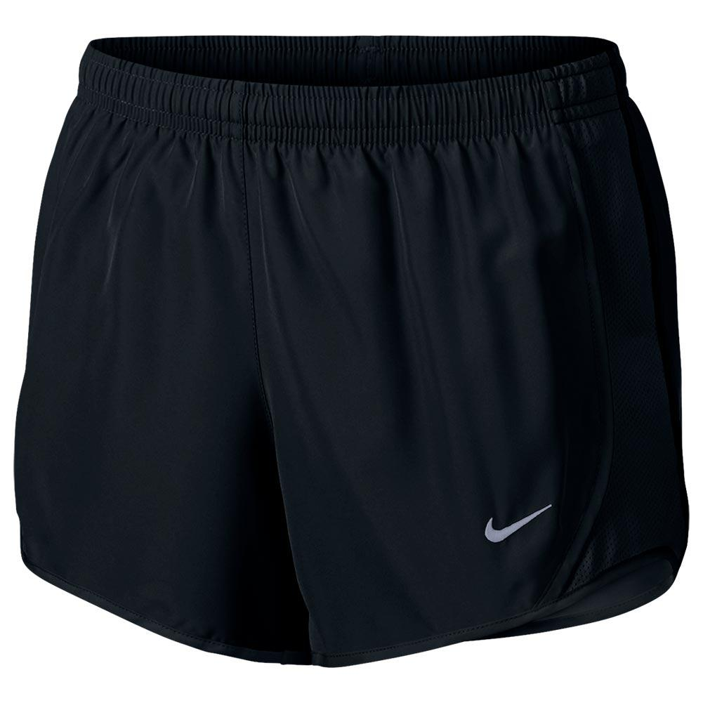 Girls ` Dry Tempo Running Short Black